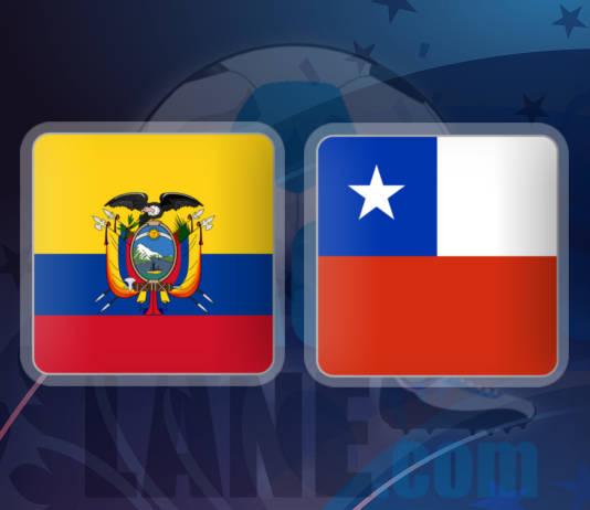 Эквадор - Чили 7 октября 2016 года