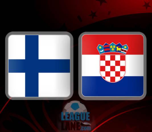 Финляндия - Хорватия 9 октября 2016 года