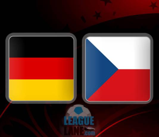 Германия - Чехия 8 октября 2016