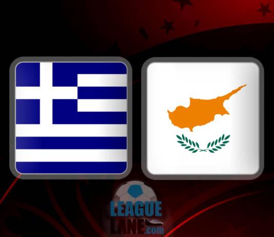 Греция - Кипр 7 октября 2016 года