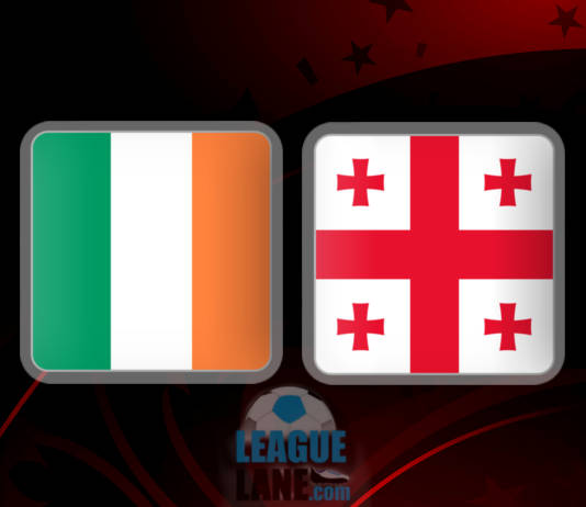 Ирландия - Грузия 6 октября 2016 года