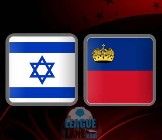 Израиль - Лихтенштейн 9 октября 2016