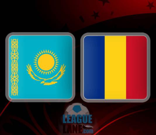 Казахстан - Румыния 11 октября 2016 года