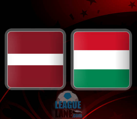 Латвия - Венгрия 10 октября 2016 года