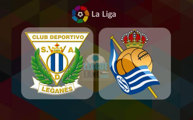 Леганес - Реал Сосьедад 28 октября 2016 года