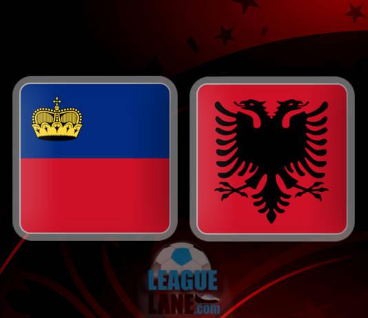 Лихтенштейн - Албания 6 октября 2016 года