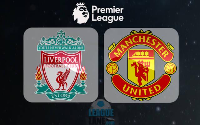 Ливерпуль - Манчестер Юнайтед 17 октября 2016 года