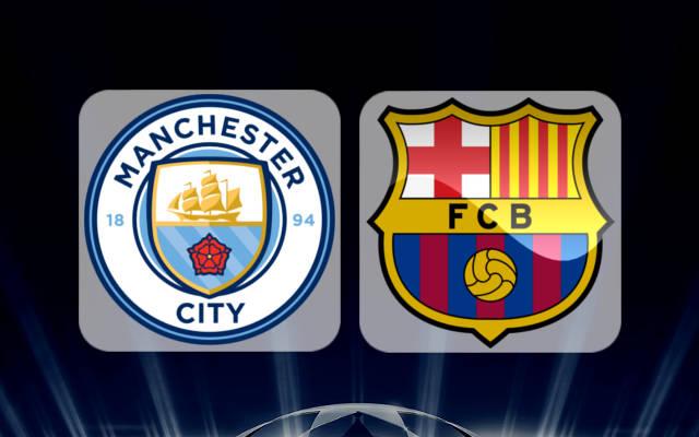 Манчестер Сити - Барселона 1 ноября 2016 года