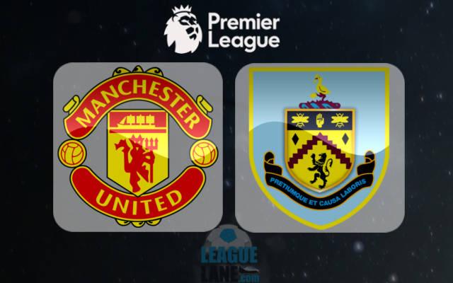 Манчестер Юнайтед - Бернли 29 октября 2016 года