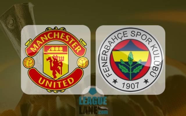 Манчестер Юнайтед - Фенербахче 20 октября 2016 года