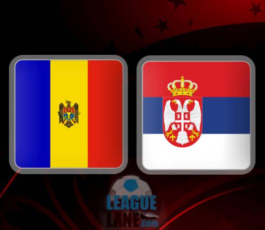 Молдова - Сербия 6 октября 2016 года