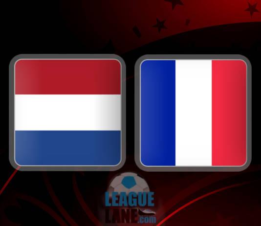 Голландия - Франция 10 октября 2016