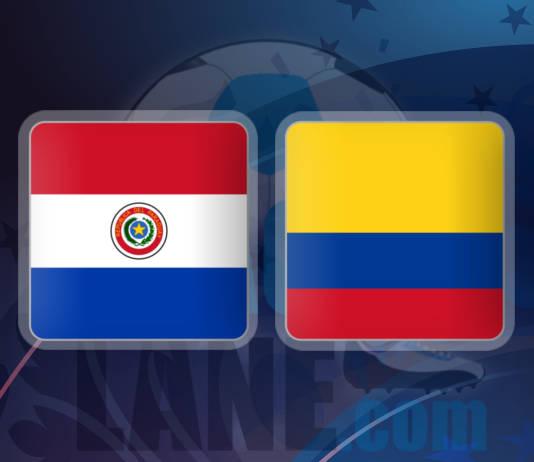 Парагвай - Колумбия 7 октября 2016 года
