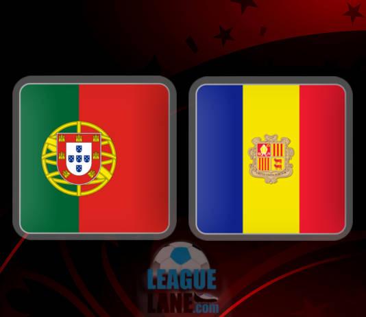 Португалия - Андорра 7 октября 2016