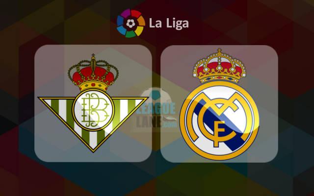 Бетис - Реал Мадрид 15 октября 2016 года