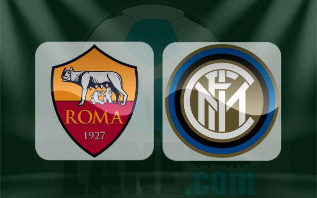 Рома - Интер 2 октября 2016 года