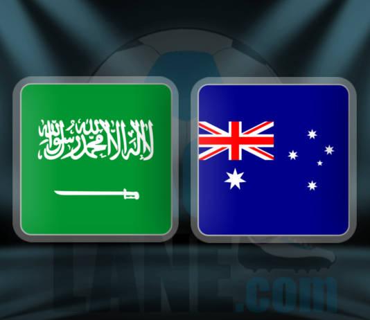 Саудовская Аравия - Австралия 6 октября 2016 года
