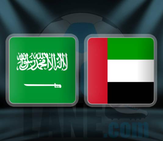 Саудовская Аравия - ОАЭ 11 октября 2016 года