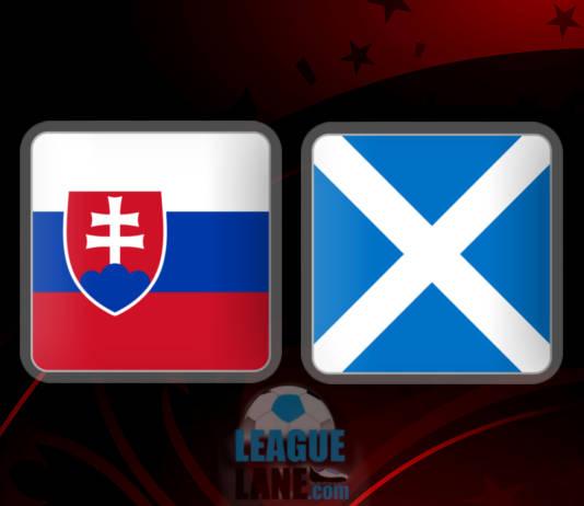 Словакия - Шотландия 11 октября 2016 года