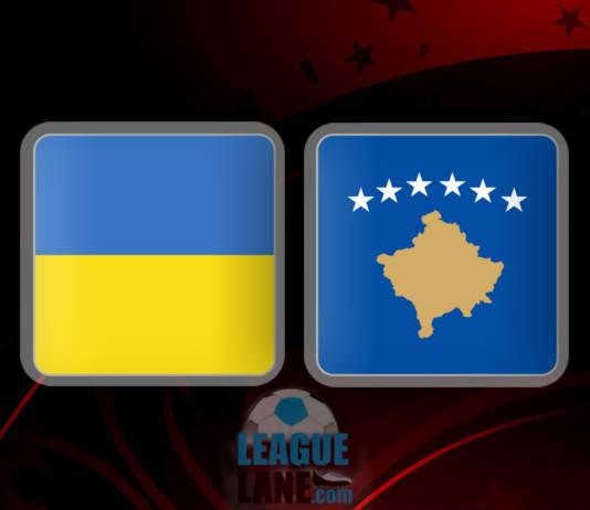 Украина - Косово 9 октября 2016 года