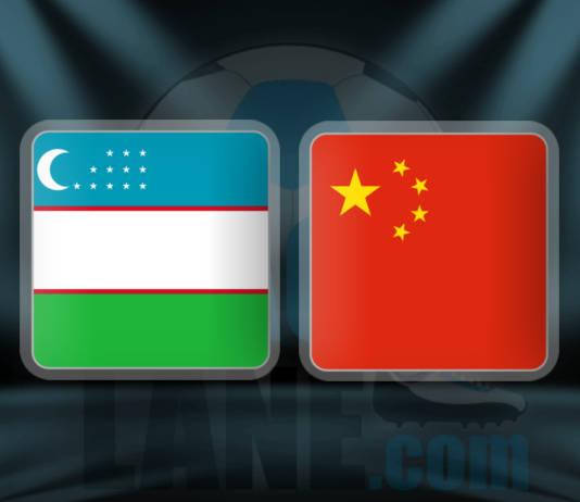 Узбекистан - Китай 11 октября 2016 года