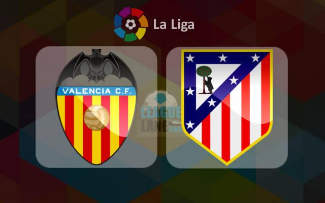 Валенсия - Атлетико Мадрид 2 октября 2016 года