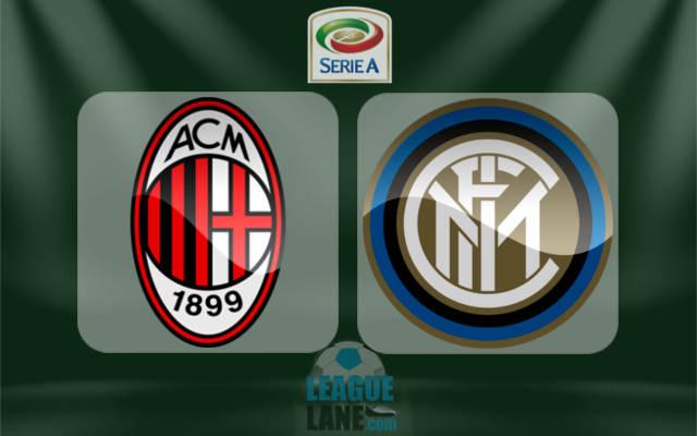 Милан - Интер 20 ноября 2016 года