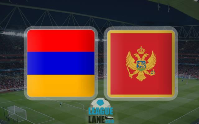 Армения - Черногория 11 ноября 2016 года.