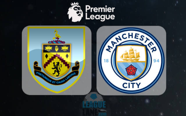 Бернли - Манчестер Сити 26 ноября 2016 года