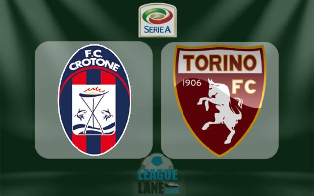 Кротоне - Торино 20 ноября 2016 года