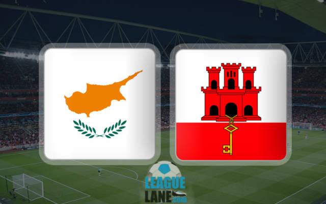 Кипр – Гибралтар 13 ноября 2016 года