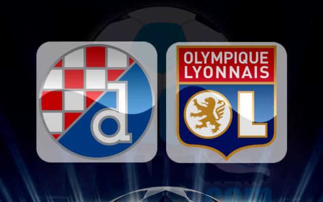Динамо Загреб - Лион 22 ноября 2016 года