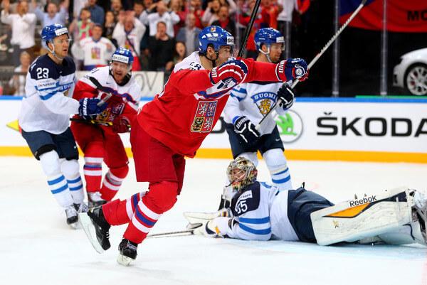 Финляндия - Чехия 15 декабря