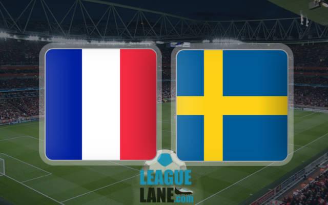 Франция - Швеция 11 ноября 2016 года