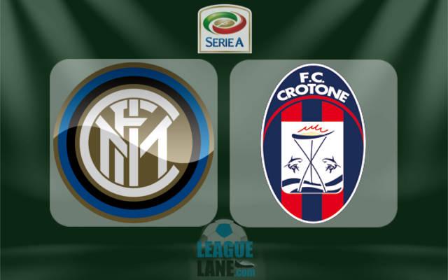 Интер - Кротоне 6 ноября 2016 года анонс матча