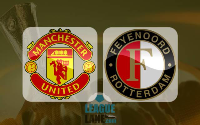 Манчестер Юнайтед - Фейеноорд 24 ноября 2016 года