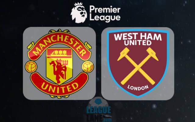 Манчестер Юнайтед - Вест Хэм 27 ноября 2016 года