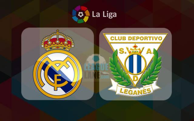6 ноября анонс матча Реал Мадрид - Леганес