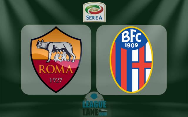 Рома - Болонья 6 ноября 2016 года анонс игры Серии А