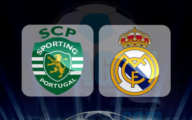 Спортинг Лиссабон - Реал Мадрид 22 ноября 2016 года