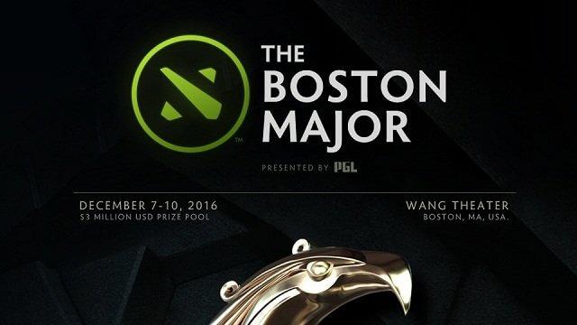 Ставки DOTA 2 BOSTON MAJOR
