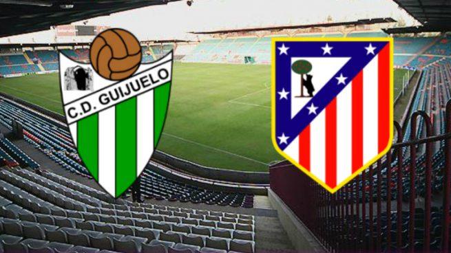 Гихуэло - Атлетико Мадрид 30 ноября 2016 года