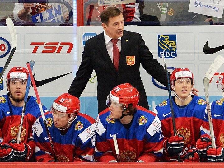 Состав сборной России на чемпионат мира среди молодежи по хоккею