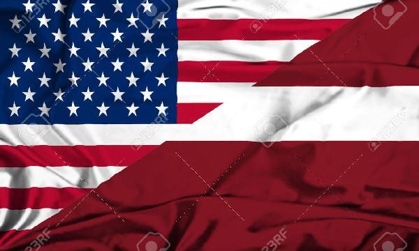 США - Латвия 26 декабря 2016 года