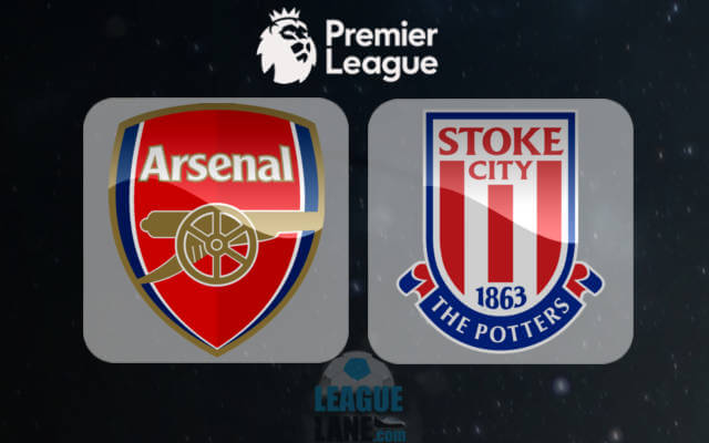 Арсенал - Сток 10 декабря 2016 года