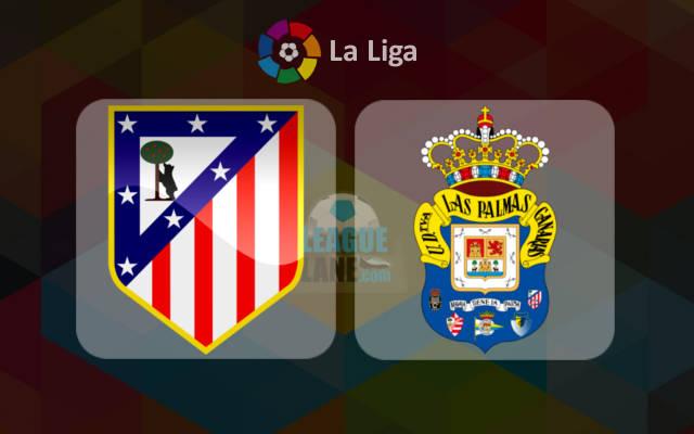 Атлетико Мадрид - Лас-Пальмас 17 декабря анонс игры Ла Лиги