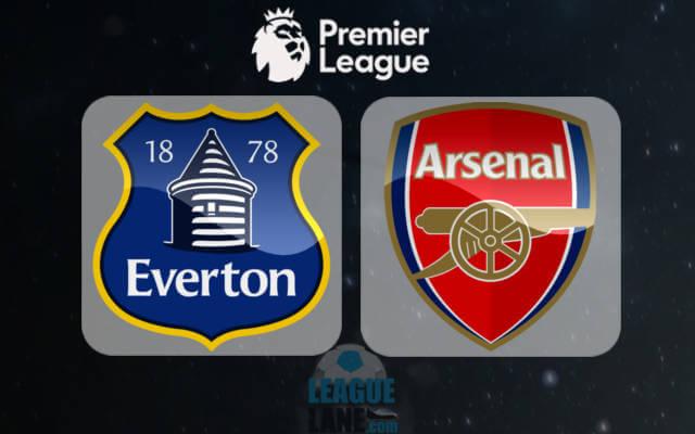 Эвертон - Арсенал обзор матча АПЛ 13 декабря 2016 года