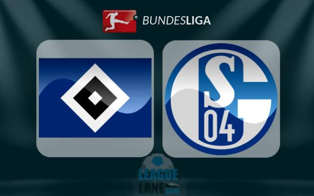 Гамбург - Шальке 04 анонс игры 20 декабря 2016 года