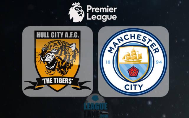 Халл - Манчестер Сити 26 декабря 2016 года