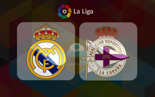 Реал Мадрид - Депортиво 10 декабря 2016 года анонс матча Ла Лиги